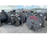 Unclassified Qty Miscellaneous Drums Of Electrical Cable İkinci el